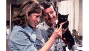 British actor Richard Briers, known to millions for his role as Tom in TV's The Good Life, has died. Photograph: Getty