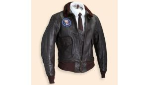 Former US president John F. Kennedy's Air Force One bomber jacket has sold for USD570,000 at an auction of items that belonged to a longtime aide