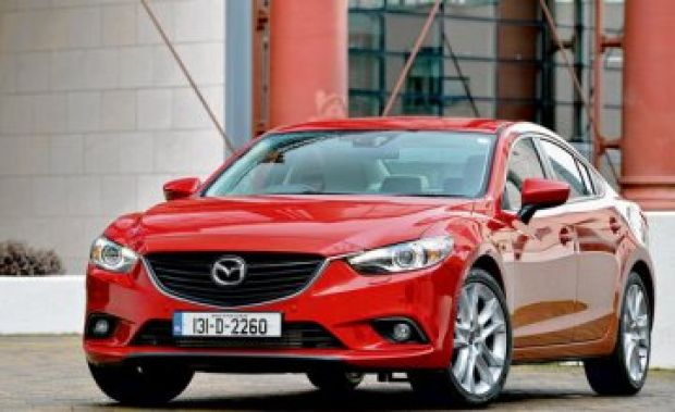 Mazda gets its message across loud and clear the mazda 6 is impressively nimble for its size fandeluxe Gallery