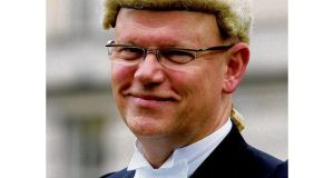 Mr Justice Donal O'Donnell: nominated by Government