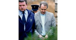 Ger Doyle, who appeared at Wexford Circuit Criminal Court yesterday for sentencing.
