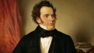 "Schubert wrote what John Reed has called his ""parable of the doom that waits on innocence in an evil world"" for high voice."
