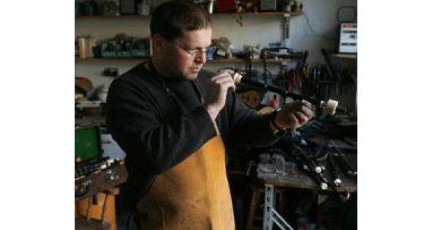 Jim Carroll uilleann pipes