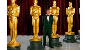 Gold-fingered: Seth MacFarlane is the Oscar ringmaster