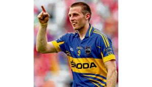 "Shane McGrath will lead Tipperary out against Cork tonight at Páirc Uí Rinn in the Allianz hurling league. ""I think people forget that we won a Munster title last year. Five, six years ago a Munster title was brilliant."" photograph: cathal noonan/inpho"