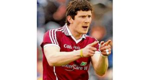 Michael Meehan: back in action again for Galway