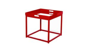 Add pops of colour: Ghostbuster red storage unit, €309, Conran Shop at Arnotts, Dublin