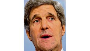 John Kerry is expected to discuss the economy with key European powers.