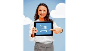 Bright future: retailers must embrace and adopt an online strategy if they want to improve their chances of success and survival. photograph: wavebreak media
