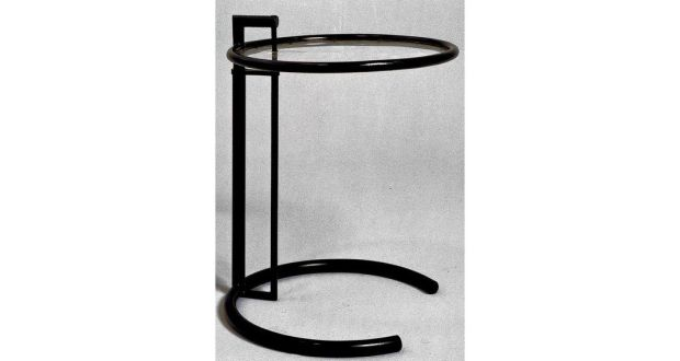 Eileen Gray Adjustable Table bringing eileen gray into the light