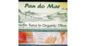 Pando Mar Yellow fin Tuna