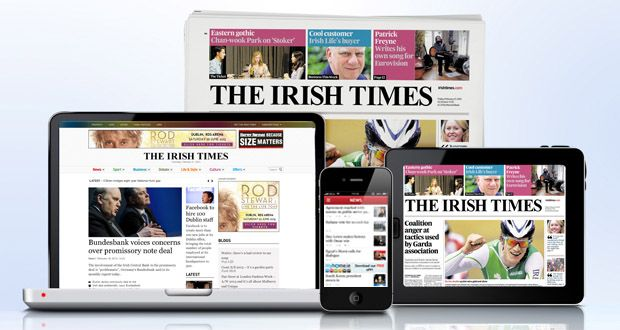 ‎The Irish Times ePaper on the App Store - itunes.apple.com