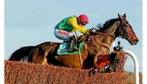 Sizing Europe and Andrew Lynch at Leopardstown over Christmas. Henry De Bromhead is keeping his Cheltenham options open for his stable star.