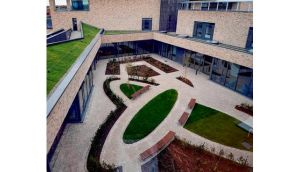 The Oak Garden in the new Phoenix Care Centre on the North Circular Road. photographs: brenda fitzsimons