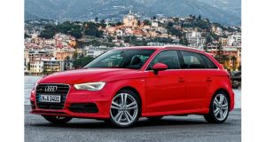 The Audi A3 Sportback has the practicality that family hatchback owners need