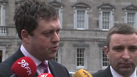 Thomas Byrne of Fianna Fail says there needs to be a pan-European response to the meat crisis as well as more leadership.