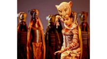 The Lion King in action on stage