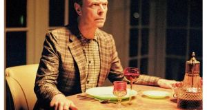 Video of David Bowie starring in a short film The Stars (Are Out Tonight), which accompanies his new single