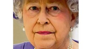 Queen Elizabeth has been admitted to hospital