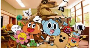 Boulder Media's The Amazing World of Gumball, a co-production with Cartoon Network, which took the top prize at the first International Emmy Kids Awards