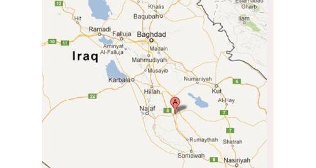 Five killed in blasts at Iraq market