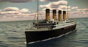 Some 40,000 people have inquired about booking tickets for the maiden journey of the Titanic II, which will be built in Jiangsu in China before 2016.