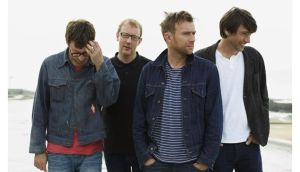 Blur will perform at the Irish Museum of Modern Art in Kilmainham, Dublin, this summer.
