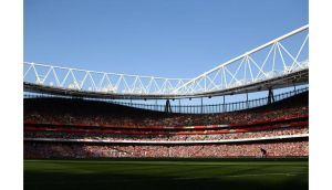 Arsenal's Emirates Stadium. Photograph: Julian Finney/Getty Images