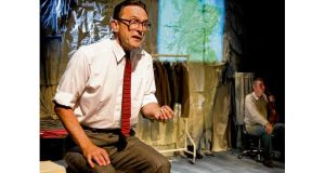Survival through terrible times: Matthew Zajac in The Tailor of Inverness