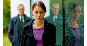 Television show Case Sensitive (starring Olivia Williams, pictured) was based on The Point of Rescue by author Sophie Hannah