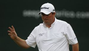 Shane Lowry shot a 77 in the first round of the Puerto Rico Open. Michael Cohen/Getty Images