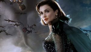 Rachel Weisz as Evanora in Sam Raimi's Oz the Great and Powerful
