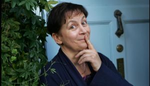 The writer Anne Enright at home in Bray Co Wicklow. Photograph: Matt Kavanagh