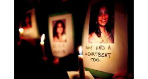 The Government's decision to legislate for abortion came after the death of Savita Halappanavar.