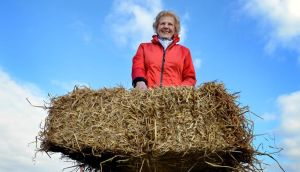 Anna May McHugh, managing director of the National Ploughing Championships. Photograph: Brenda Fitzsimons