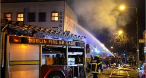 Government policy supports Dublin councils sharing fire services. Photograph: Dara Mac Dónaill