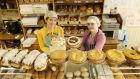 9/3/2013   Story Carl O'BrienAoife O'Sullivan and Melissa Flavin in The Deel Bakery on main st., Rathkeale, Co. Limerick                             Picture Liam Burke/Press 22