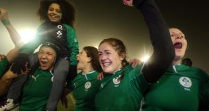 Captain Fiona Coghlan leads Ireland women's squad to Six Nations glory