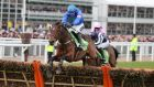 Hurricane Fly ridden by Ruby Walsh on the way to winning the Stan James Champion Hurdle. Photograph: Dan Sheridan/Inpho