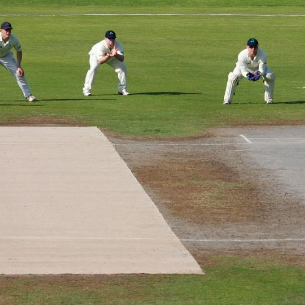 Bowlers given perfect platform by record Ireland score in