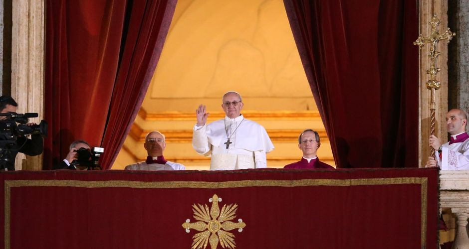 Gallery: Pope Francis elected