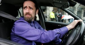 "Government TDs say Independent TD Luke ""Ming"" Flanagan (pictured) has undermined his own penalty points campaignn. Photo: David Sleator/The Irish Times"