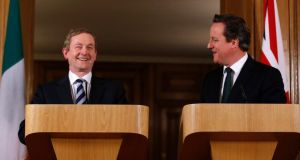 Taoiseach Enda Kenny said the summit was not a crisis meeting. Photograph:  Sang Tan/PA Wire
