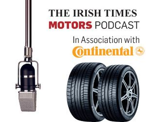 The Irish Times Motors Podcast