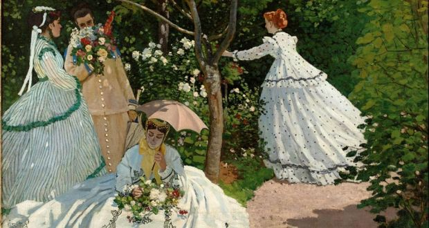 A Stylish Bunch Why The Impressionists Loved Fashion