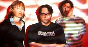 Yo La Tengo: James McNew,Georgia Hubley and Ira Kaplan
