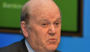 Minister for Finance Michael Noonan believes there will be an increase in the number of repossessions of buy-to-let properties. Photograph: David Sleator/The Irish Times