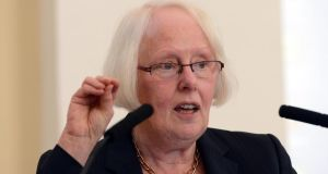 Ms Justice Mary Laffoy heard there was an intention to bring forward legislation on repairing the law on repossessions, but it had not yet been drafted. Photograph: Alan Betson/The Irish Times
