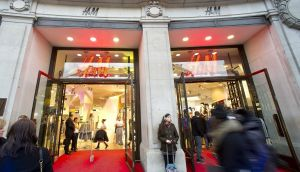 H&M sales are under pressure as consumer spending in Europe weakens. Ben Pruchnie/Getty Images
