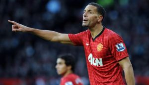 Rio Ferdinand may not be allowed answer England's call. Photograph: Robin Parker Fotosports International